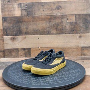Vans Harry Potter Golden Snitch Youth Size 1.5Y